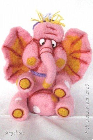 Фельдцевание: Розовый слон