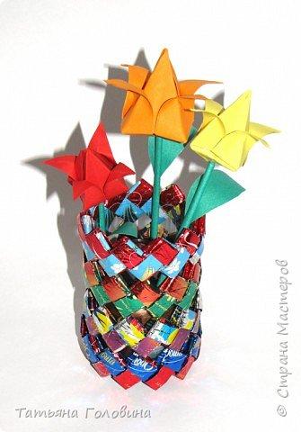 Оригами: С наступлением весны! фото 1