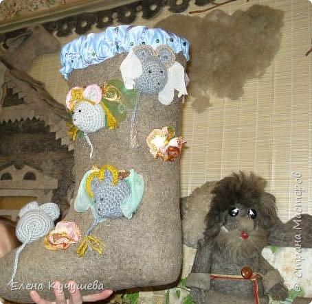Музей валенок в г. Мышкине фото 5
