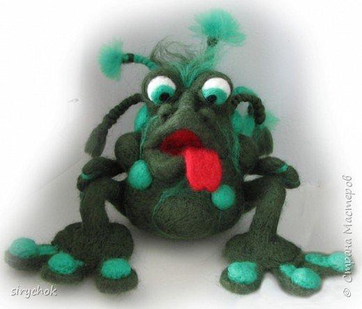 Фельдцевание: жаба модница