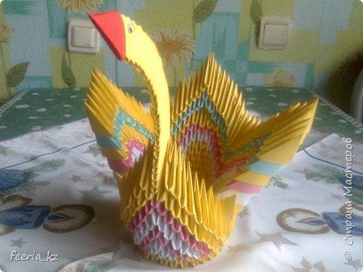 Оригами модульное: мои пробы пера