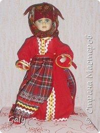 Народные костюмы-образы фото 4