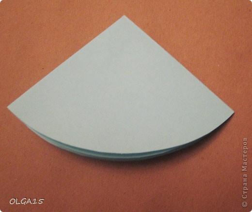 Заготовки кругов для снежинок. фото 3