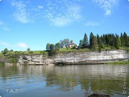 Прошлым летом мы всей семьей ездили на Говорливый камень. Устроили себе поход выходного дня. Расстояние от Чердыни 100 километров на машине.  фото 11