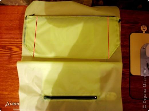 Первый раз в жизни изготовила сумочку - это будет очередной подарок, который я надеюсь понравится. фото 8