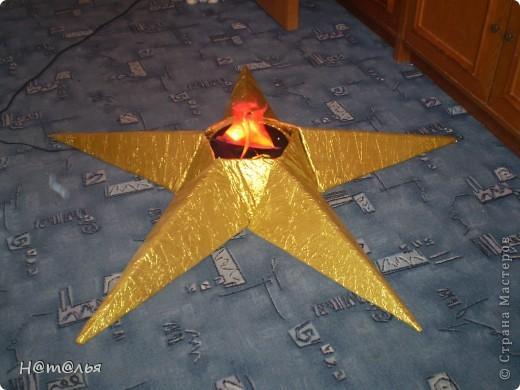 День победы звезда поделка своими руками