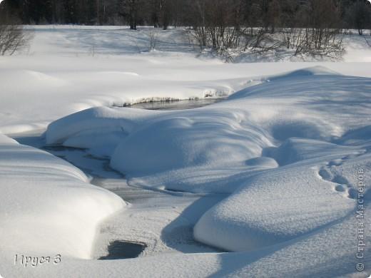 Зимние пейзажи  фото 31