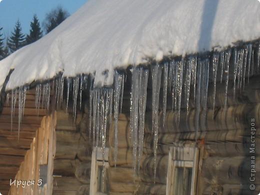 Зимние пейзажи  фото 30