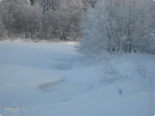 Зимние пейзажи  фото 3