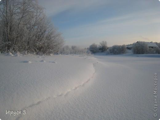 Зимние пейзажи  фото 6