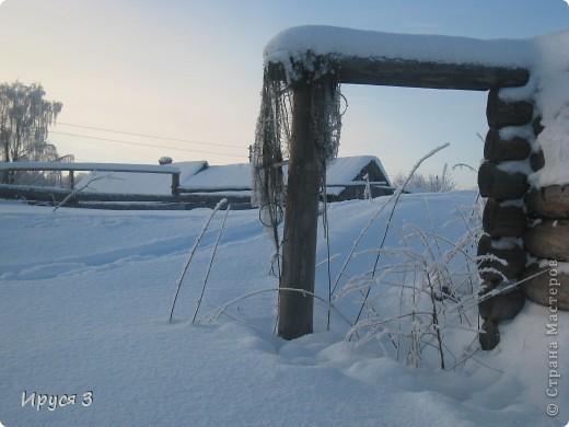 Зимние пейзажи  фото 10
