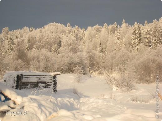 Зимние пейзажи  фото 13