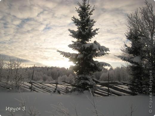 Зимние пейзажи  фото 14