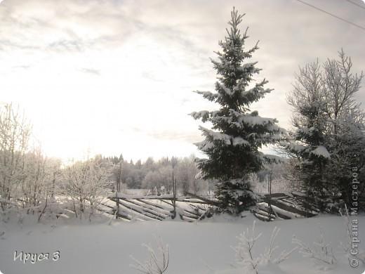 Зимние пейзажи  фото 15