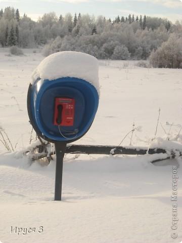 Зимние пейзажи  фото 17