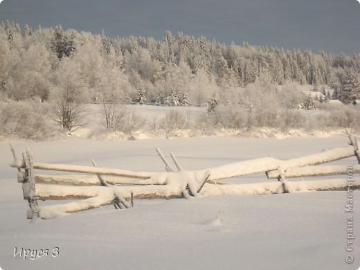 Зимние пейзажи  фото 18