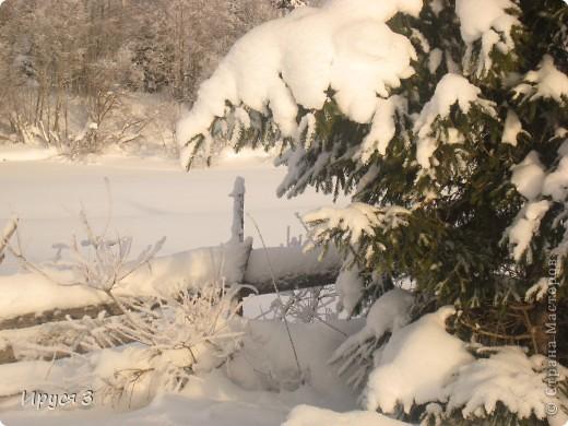 Зимние пейзажи  фото 19