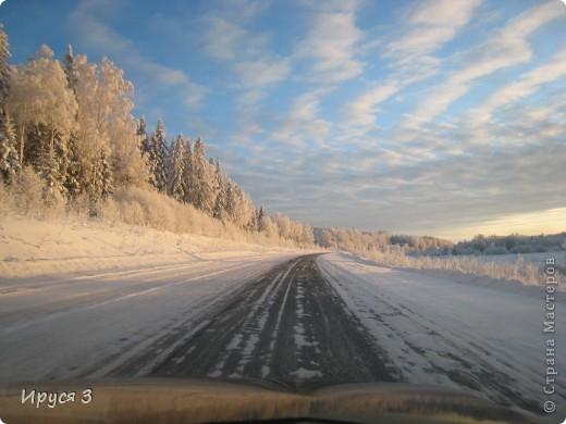 Зимние пейзажи  фото 29