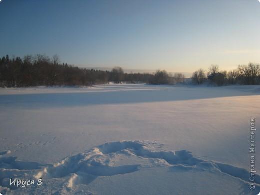 Зимние пейзажи  фото 26