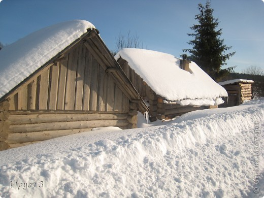 Зимние пейзажи  фото 22