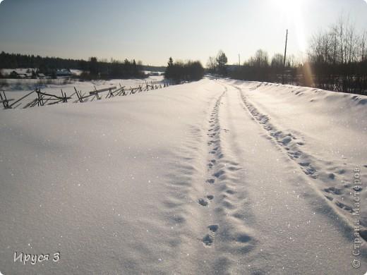 Зимние пейзажи  фото 24