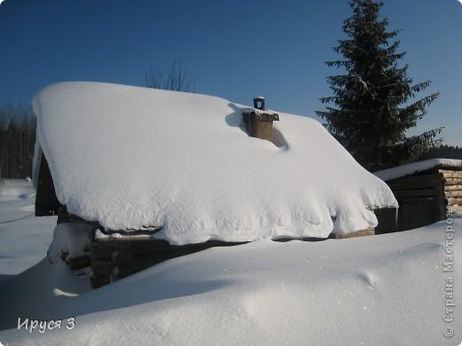 Зимние пейзажи  фото 25