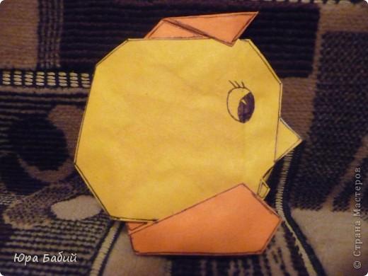 Внеклассная работа Оригами Мои