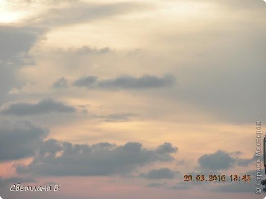 Жаркие дни- красивейшие закаты фото 15