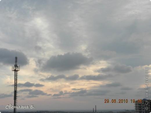 Жаркие дни- красивейшие закаты фото 17
