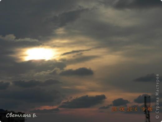 Жаркие дни- красивейшие закаты фото 14
