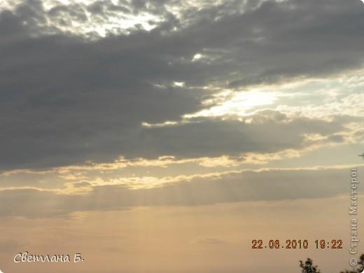 Жаркие дни- красивейшие закаты фото 13
