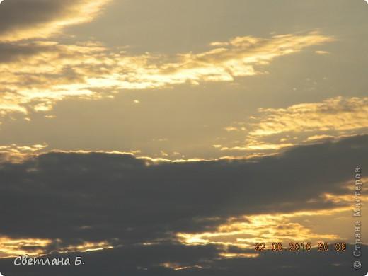 Жаркие дни- красивейшие закаты фото 12