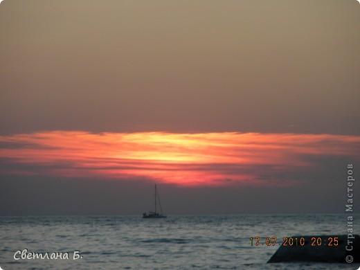 Жаркие дни- красивейшие закаты фото 8