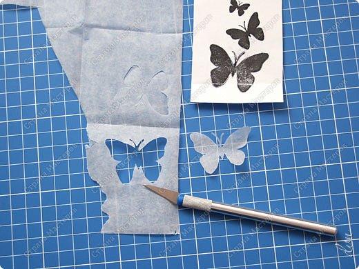 Открытки с бабочками своими руками мастер класс 44
