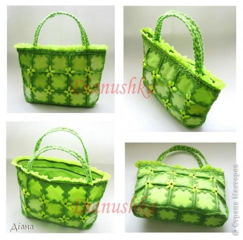 Первый раз в жизни изготовила сумочку - это будет очередной подарок, который я надеюсь понравится. фото 1