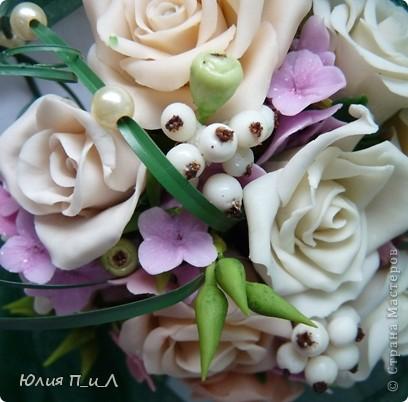 Мастер-класс День рождения Лепка Розовые «секреты» и не только холодный фарфор МК Фарфор холодный фото 6