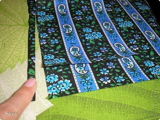 """Показываю для вас милые дамы м.к. как сшить разные прихватки из одной и той же ткани ткани методом лоскутного шитья """"калейдоскоп""""(прихватки получаются с разным орнаментом, но в одной цветовой гамме). фото 5"""
