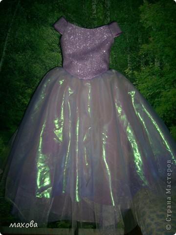 как же украсить такое платьеце? фото 1