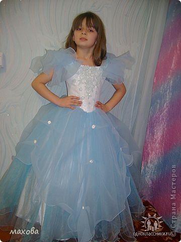 Платья детские выполнены по МК. http://stranamasterov.ru/node/95427 золотое платье  фото 2