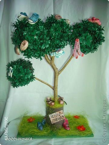 Чудо-дерево поделки своими руками