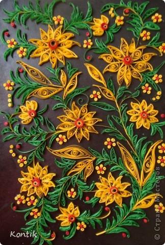 Цветы бумажные сделать своими руками