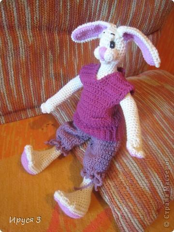 Зайка Виолетта фото 15