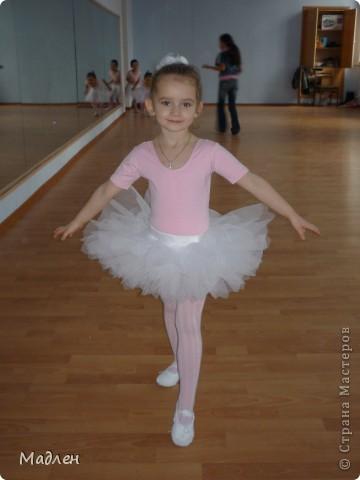 Пачка для балерины своими руками