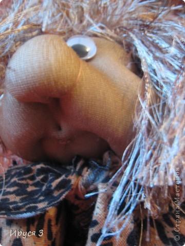 Доисторический воин Маккунг ( игрушку выполнил мой 13 - летний сын Максим ) фото 3