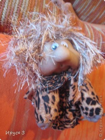 Доисторический воин Маккунг ( игрушку выполнил мой 13 - летний сын Максим ) фото 4