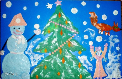 Объединила в одном посте несколько новых и старых дочиных работ в технике рисования пластилином. Это практически самостоятельное творчество за исключением мелких деталей и контуров. Лев Алекс из известного мультфильма.  фото 6