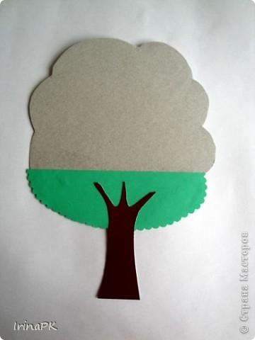 Изучали с детьми деревья. фото 10