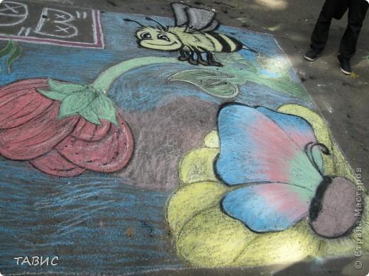 Чудесная работа учеников 9 класса В нашей школы. фото 1