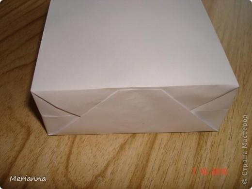 Вот такие пакетики я сделала в подарок на скорую руку.  фото 13