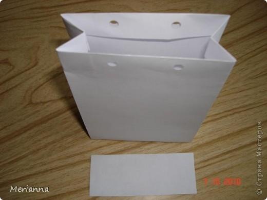 Вот такие пакетики я сделала в подарок на скорую руку.  фото 15